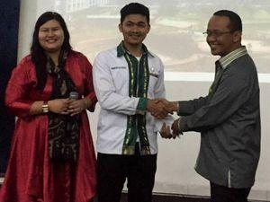 Caketum Hipmi Bahlil Lahadalia Beri Kuliah Umum di Universitas Telkom