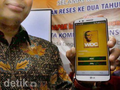 Aplikasi untuk Menampung Keluhan Warga Jakarta
