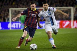 Messi: Saya Selalu Kalahkan Aguero di Game FIFA