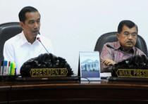 Jokowi Gelar Rapat Bahas Dolar yang 'Mengamuk'