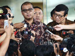 2 Menteri Jokowi ke KPK Bahas Pengganti Busyro
