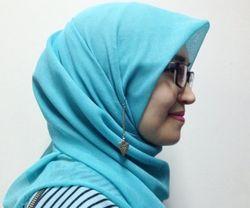 Kontradiksi Hijabers Pakai Anting di Luar Jilbab, Apa Kata Desainer?