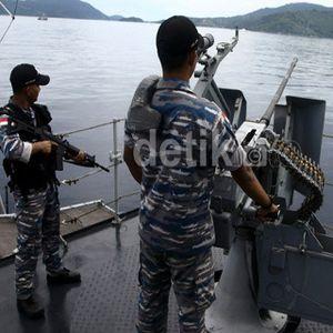 Ini Penjelasan TNI AL Soal Penyerangan Nelayan Asing di Anambas