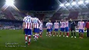 Dua Gol Mandzukic Bawa Atletico Tantang Madrid