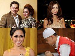 Maret: Drama Panas Asmara Farhat dan Regina, Jessica Siap Nikah dengan Ludwig