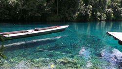 Inikah Danau Paling Bening di Indonesia?