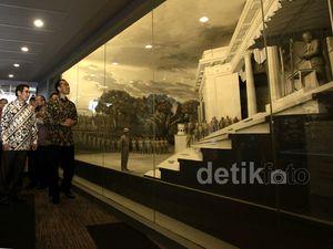 Jokowi Resmikan Pusat Sejarah Konstitusi di MK