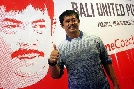 Alasan Indra Sjafri Pilih Melatih Bali United Pusam