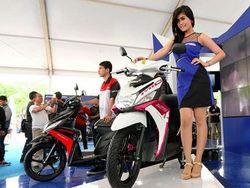 Skutik Irit Yamaha Digemari di Bandung