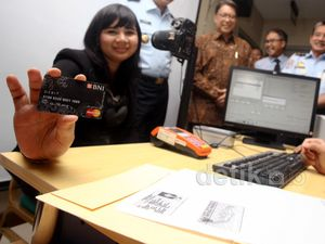 BNI Sediakan EDC untuk Pembayaran Paspor