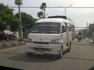VW Jadi Mobil Angkot