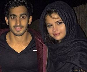 Selena Gomez Dekat dengan Pria Arab Saat Liburan di Dubai