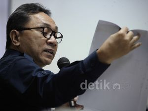 Zulkifli Hasan Bersaksi di PN Tipikor