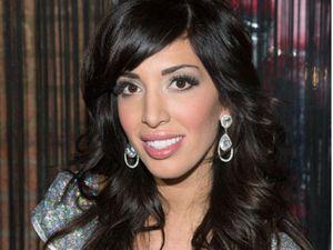 Penampilan Bintang Porno Farrah Sebelum Bibirnya Jontor karena Suntik