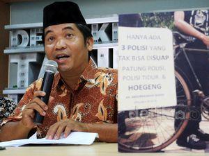 ICW Minta Jokowi Hati-hati Memilih Kapolri