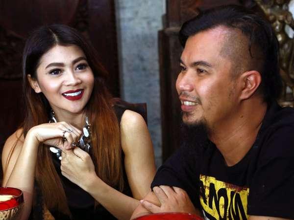 Indah Dewi Pertiwi Kolaborasi dengan Ahmad Dhani