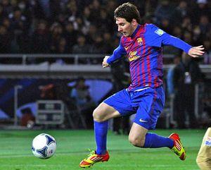 Lionel Messi Bantah Kabar Kepindahan