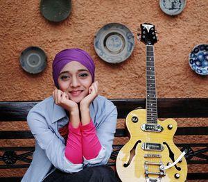 Mengenal Marsha Chikita Fawzi, Animator Muda di Balik Popularitas Upin Ipin