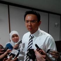 Terima Perwakilan PT Adhi Karya, Ahok Bahas Transportasi Pengganti Monorel