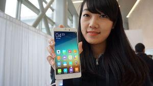 Phablet Langsing Xiaomi Mi Note