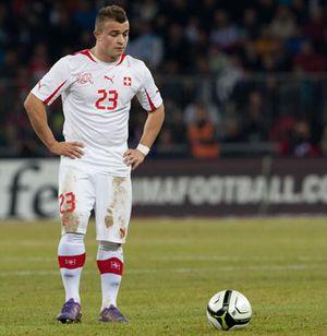 Xherdan Shaqiri Tidak Bahagia Selama di Bayern Munich
