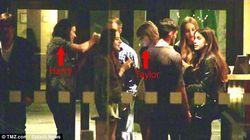 Datang di Pesta yang Sama, Taylor Swift dan Harry Styles Curi-curi Pandang