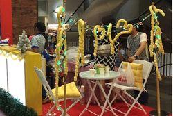 Yummy! Jeju Ice Cream, Es Krim Lembut dalam Cone Unik Berbentuk Huruf J