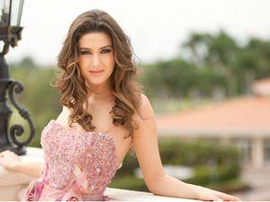 Foto: Kecantikan Saly, Miss Universe Lebanon yang Dikecam karena Selfie
