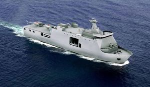 Ini Penampakan Kapal Perang Made in Surabaya yang Dipesan Filipina
