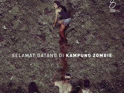 Kampung Zombie Rilis Teaser Poster