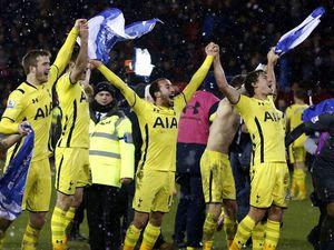 Spurs Melaju ke Final Piala Liga Inggris
