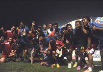Begini Aksi Arema Cronus Hingga Menyabet Piala Inter Island Cup 2014