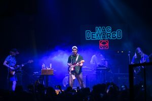 Live Review: Mac DeMarco