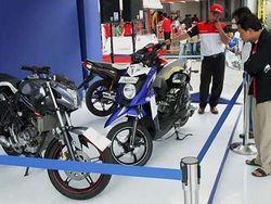 Yamaha Sumbang 65 Motor untuk PBNU