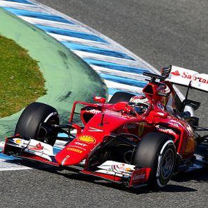 Raikkonen Bawa Ferrari Kuasai Tes Hari Terakhir
