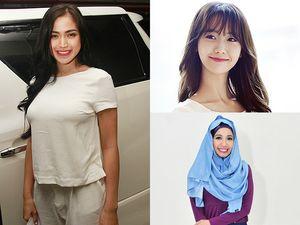 Jessica Iskandar Makin Seksi, Laudya Cynthia Bella Cantik Berhijab