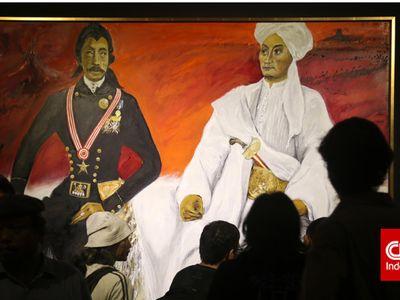 Pameran Tentang Pangeran Diponegoro