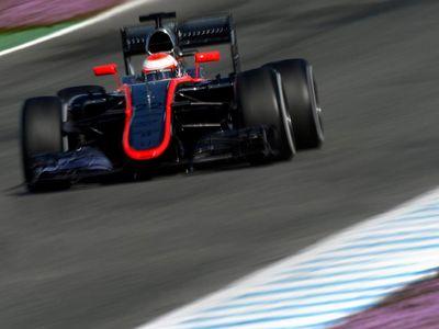 Tes Perdana Pra Musim McLaren Honda