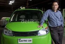Pencipta Mobil Listrik RI Heran Jokowi Gandeng Malaysia Kembangkan Mobnas