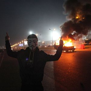 22 Suporter Tewas dalam Kerusuhan Sepakbola di Mesir