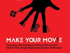 KPK Gelar Festival Film Anti Korupsi ke-3