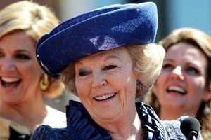 Bertemu Ratu Beatrix di Madame Tussauds Amsterdam