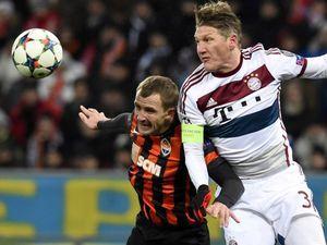 Bayern Diimbangi Shakhtar