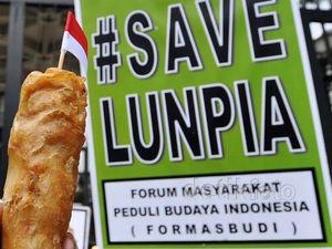 Giliran Lumpia Diklaim Malaysia