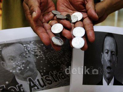 Anggota DPR Ikut Galang Koin untuk Australia