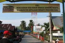 Pesona Desa Bokor di Kep Meranti, Dari Durian Sampai Bakau