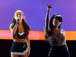Diejek karena Tak Punya Bokong Seperti Nicki Minaj, Ariana Grande Geram
