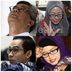 Alasan MA Hukum Wawan 7 Tahun Penjara karena Suap Ketua MK Akil Mochtar