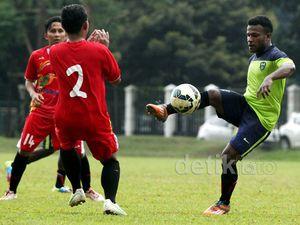 Ujicoba, Persiram Tundukkan PD Pasar Jaya 1-0