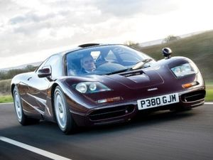 Sudah Beriklan, Mobil McLaren Mr Bean Belum Dilirik Pembeli